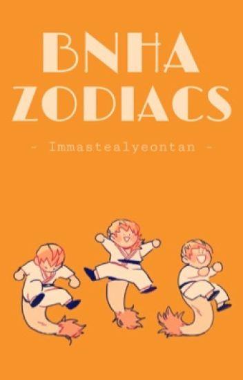 BNHA Zodiacs ✔️