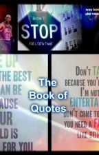 The Book of Quotes by partymonkies