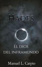 Hades El Dios del inframundo by Manuel12lobo