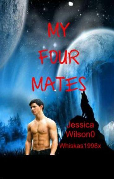 My Four Mates (Ménage)(on hold)
