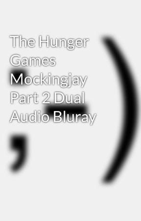 hunger games mockingjay part 1 download 720p