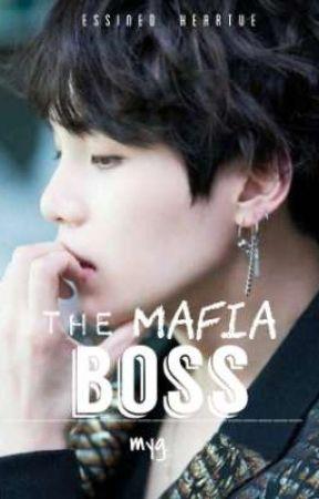 The Mafia Boss | Min Yoongi  by Essined_Heartue
