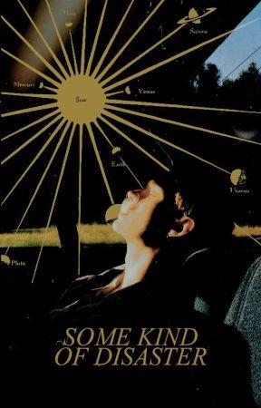 SOME KIND OF DISASTER ─ oliver wood by victorsvale