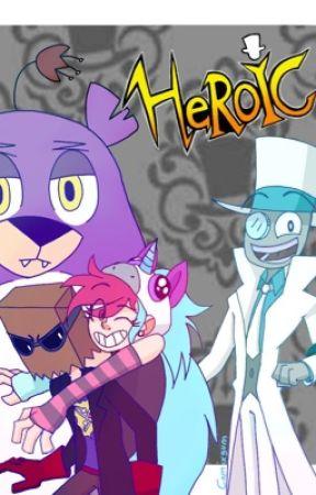 Ask Heroic(swap villainous) by MoonStruck155