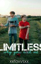 LIMITLESS - Why you need me? [ Randy FF ] by xxfovvsxx