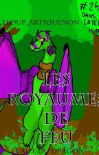 Les Royaumes de Feu : Livre 2 : L'Aile du Dragon by LeloupArtiquenon