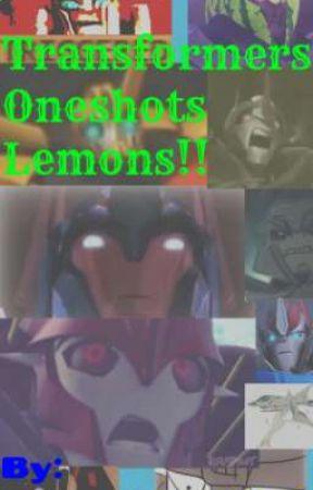 Transformers X reader Oneshots Lemons!! {requests open} - Starscream