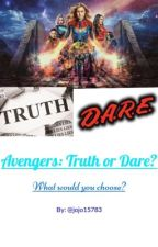 Avengers: Truth or dare? by TheBestMarvelFan
