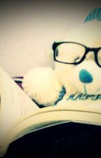 My Glasses with Novels by sellpit