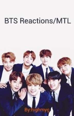 BTS Reactions/MTL - MTL give you a hickey - Wattpad