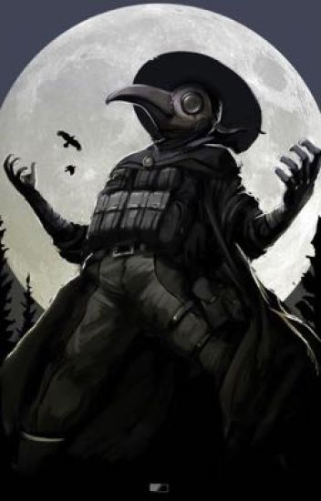 Deadly Disease(Male plague doctor x female creepypasta