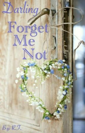 Darling Forget Me Not by RoseyFields