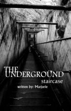 The Underground Staircase by heymaggy_