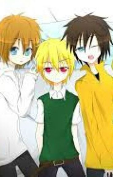 Creepypasta yaoi and lemon