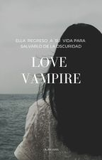 LOVE VAMPIRE by lauver14