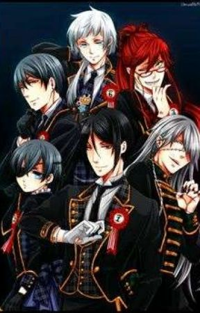 Black Butler (lemons) (one-shots) (Two-shots) - Insecure (Grell x