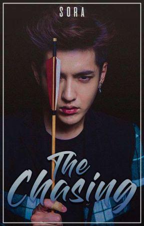 ♡ The Chasing • Kris [Short Story]  by ValeKkaebsong
