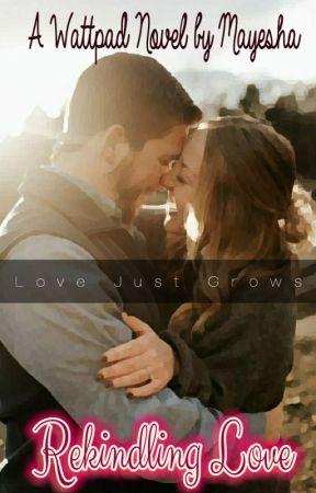 Rekindling Love- A Shivika Story by ShivikaIsLove
