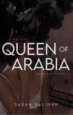 Queen of Arabia by theBean_