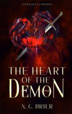 The Heart Of The Demon by NgoziGardenia
