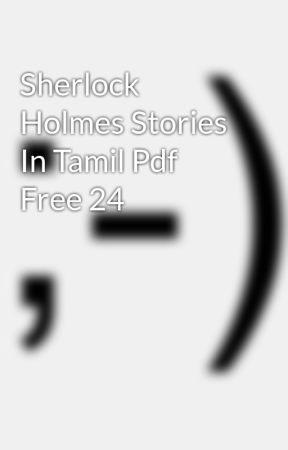 Sherlock Holmes Sinhala Translations Pdf