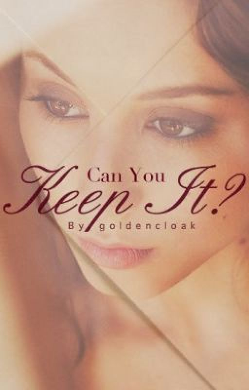 Can you keep it? by goldencloak