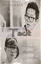 Tacit [ EXO || ChanBaek Fanfic || OneShot ] by strawberrycookies