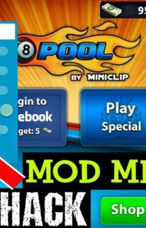 8 ball pool coin hack mod apk