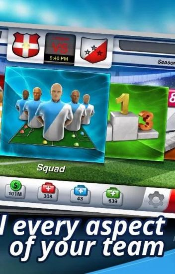 Top Eleven Mod APK - Unlimited Tokens & Cash - androidgamesdev - Wattpad