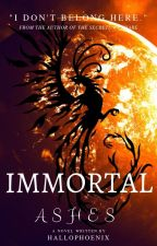 Immortal Ashes by HalloPhoenix