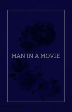 man in a movie + woochan by strayseouls