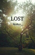 (SU) LOST ; KANGDANIEL by dkys__