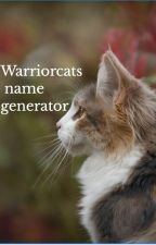 Warriorcats name generator by Mkarpins