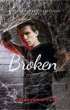 Broken/Peter Parker by Spideyxmarvel7A