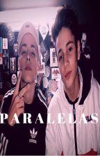 ~Paralelas~ Trueno y Replik by LourrUrdialesTrueno