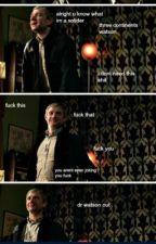 Sherlock x Reader One Shots And Imagines [WATTYS2019] by Allkindsofmagic