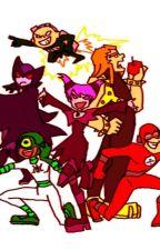 The Buzz Blog (Teen Titans/Go!) by PepperRavenBat