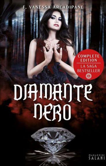 |ESTRATTO| Diamante Nero (I libro, IGsaga)
