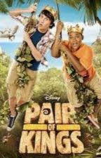 The New Boy | Pair of Kings by pastasarecreepy