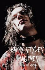 Harry Styles Imagines by heyitscurly1994