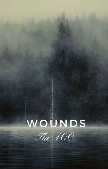 Wounds [Bellamy Blake]