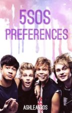 5SOS Preferences by Ashlea5SOS