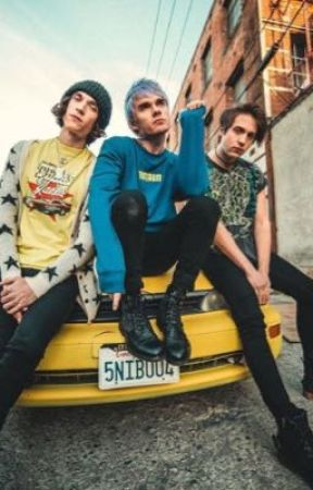 Kidnapped by Waterparks ( CONTINUING) by 5secondsofwaterparks