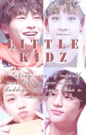 Little Kidz by missinginthenight
