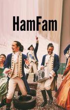 Hamfam ➵ Hamilton Squad by horizonsofhope