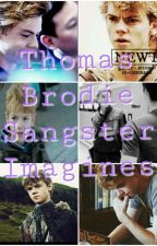 ~Thomas Brodie Sangster Imagines~ by Jay25211