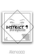 district 9 | stray kids by Alieneaaa
