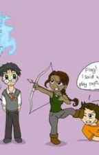 Harry Potter and Percy Jackson: Two Heroes, Two Fates by ritachew