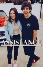 assistance | david + natalie by svenrings
