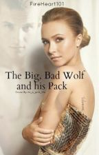 The Big, Bad Wolf and his Pack by Lillrah